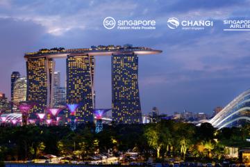 ƯU ĐÃI HẤP DẪN TỪ SINGAPORE AIRLINES