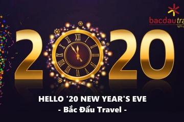 Tạm biệt 2019, chào năm mới 2020