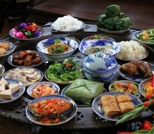 Những món ăn truyền thống ngày Tết của Việt Nam