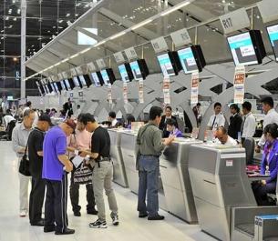 Làm thế nào để check in tại sân bay nhanh chóng khi đến muộn?