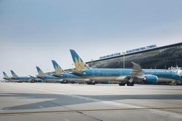 """Quy hoạch """"siêu sân bay"""" Nội Bài trong năm 2020"""