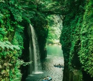 Takachiho - cội nguồn nước Nhật.