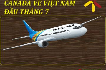 Châu Âu, Mỹ, Canada về Việt Nam đầu tháng 7/2021